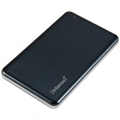 Hard disk extern Intenso Portable SSD 128GB 1.8 inch USB 3.0 Black