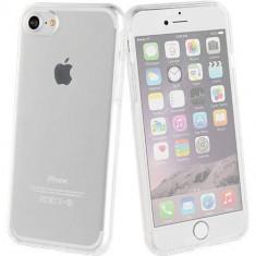 Husa Protectie Spate Muvit MUCFP0001 Crystal 3D 360 Transparent pentru Apple iPhone 7 - Husa Telefon