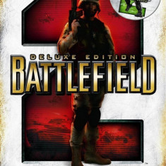 Joc PC EA Battlefield 2 Deluxe Edition - Jocuri PC Electronic Arts, Shooting, 18+, Single player