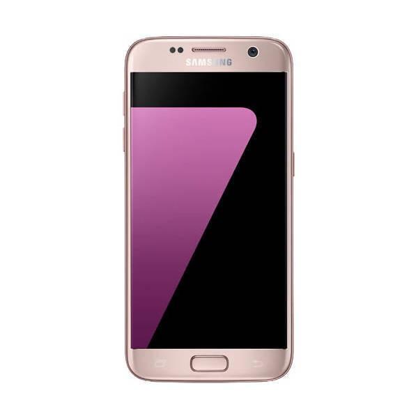 Smartphone Samsung Galaxy S7 32GB 4G Pink Gold foto mare