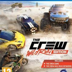 Joc consola Ubisoft The Crew Wild Run Edition PS4 - Jocuri PS4 Ubisoft, Curse auto-moto, 12+