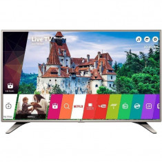 Televizor LG LED Smart TV 49 LH615V 124cm Full HD Silver - Televizor LED