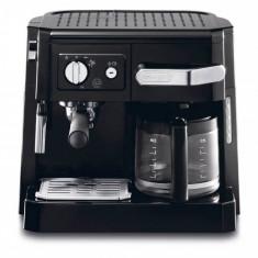 Espressor cafea Delonghi BCO 410.1 1750W Combi 1.2 litri apa Negru