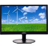 Monitor LED Philips 221S6LCB 21.5 inch 5ms Black, 1920 x 1080