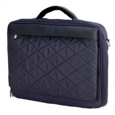 Geanta laptop Sumdex PON-321 Passage 15.6 inch navy, Nailon, Albastru