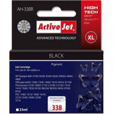 Consumabil ActiveJet Cartus compatibil HP 338 Black 25 ml - Cartus imprimanta