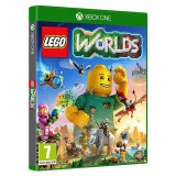 Joc consola Warner Bros LEGO Worlds Xbox One - Jocuri Xbox One, Actiune, 3+