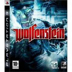 Joc consola Activision Wolfenstein PS3 - Jocuri PS3 Activision, Shooting, 18+