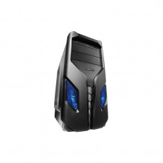 Carcasa Raidmax EXO 108BU Black / Blue - Carcasa PC