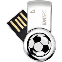Memorie USB Emtec Football 2.0 4GB USB 2.0 - Stick USB