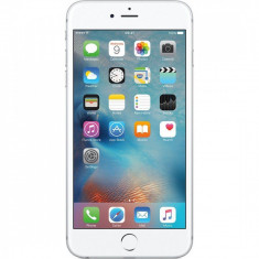 Smartphone Apple iPhone 6s Plus 128 GB Silver - Telefon iPhone Apple, Argintiu, Neblocat