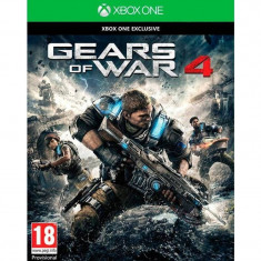 Joc consola Microsoft Gears of War 4 Xbox One - Jocuri Xbox One, Shooting, 18+