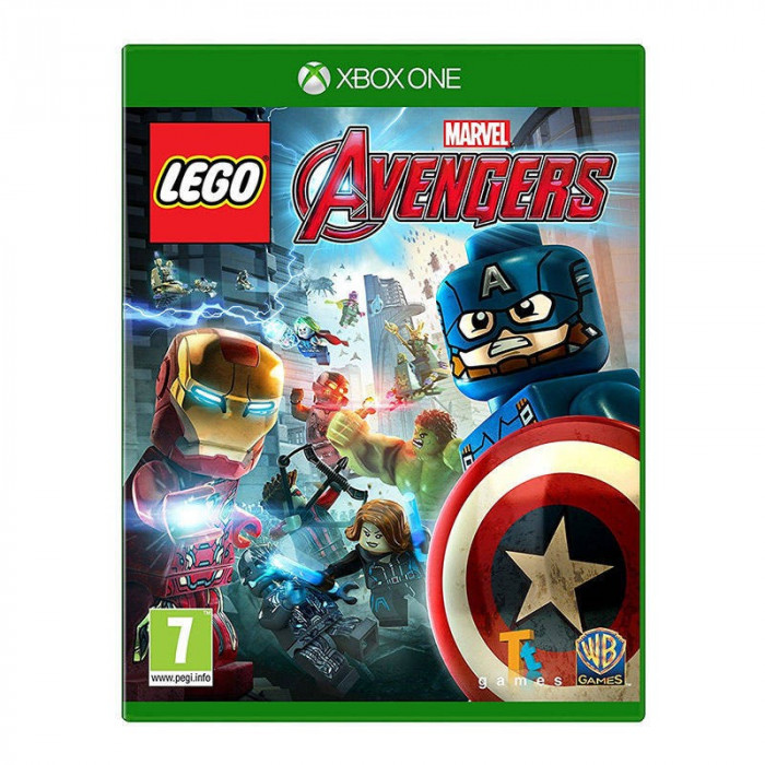 Joc consola Warner Bros Entertainment LEGO Marvel Avengers Xbox ONE foto mare