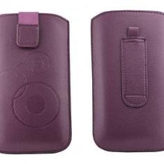 Toc OEM TSSAMGS3VIO Slim violet pentru Samsung Galaxy S3 I9300 - Husa Telefon Oem, Vinyl
