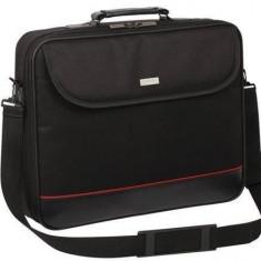 Modecom Geanta Laptop Mark 15.6 inch MDC00012, Nailon, Negru