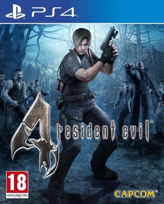 Joc consola Capcom RESIDENT EVIL 4 pentru PlayStation4 foto mare