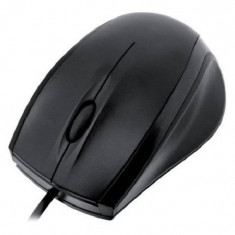 Mouse Ibox Crow USB black, Optica