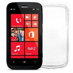 Husa protectie pentru spate Celly Gelskin291 transparenta pentru Nokia Lumia 620 - Husa Telefon Celly, Gel TPU