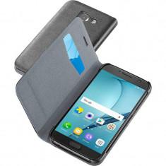 Husa Flip Cover Cellularline BOOKESSGALA517K Agenda Negru pentru SAMSUNG Galaxy A5 2017 - Husa Telefon
