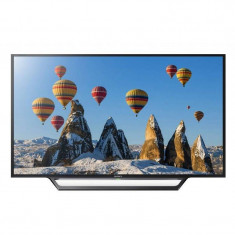 Televizor Sony LED Smart TV KDL-32 WD600 81cm HD Ready Black - Televizor LED