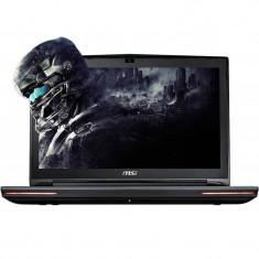 Laptop MSI GT72 6QE Dominator Pro G 17.3 Full HD 17.3 inch Full HD Intel Core i7-6700HQ 8GB DDR4 1TB HDD nVidia GeForce GTX 980M 4GB Black