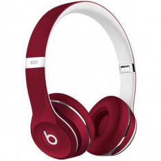 Casti Beats Solo2 On-Ear Lux Edition Red
