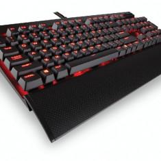 Tastatura Corsair K70 LUX Mechanical Red LED - Cherry MX Brown