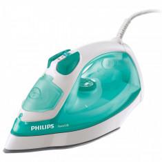 Fier de calcat Philips GC2920/70 PowerLife 2200W alb / verde, SteamGlide