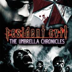 Joc consola Capcom Resident Evil: Umbrella Chronicles Wii - Jocuri WII Capcom, Shooting, 16+
