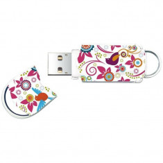 Memorie USB Integral Xpression Birds 8GB USB 2.0 - Stick USB