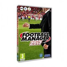Joc PC Sega Football Manager 2017 - Jocuri PC