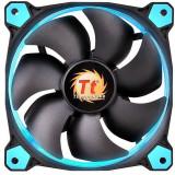 Ventilator pentru carcasa Thermaltake Riing 12 120mm Blue LED - Cooler PC