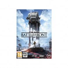 Joc PC EA Star Wars Battlefont - Jocuri PC Electronic Arts, Role playing, 16+, Multiplayer