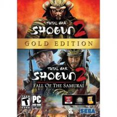 Joc PC Sega Total War Shogun 2 Gold Edition - Jocuri PC Sega, Strategie, 12+, Multiplayer