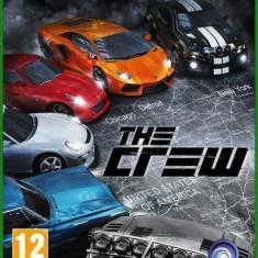 Joc consola Ubisoft The Crew Xbox One - Jocuri Xbox One Ubisoft, Curse auto-moto, 12+