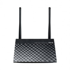 Router wireless Asus RT-N12+ N300, Porturi LAN: 4