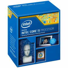 Procesor Intel Core i5-4670K 3.4GHz Socket 1150 Box - Procesor PC