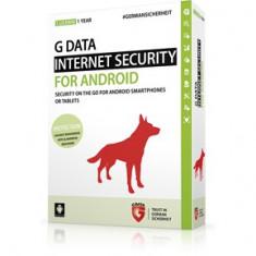 G Data Mobile Internet Security 1 An 3 Dispozitive - Antivirus