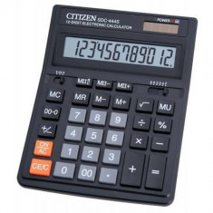 Calculator de birou Citizen SDC444S - Calculator Birou