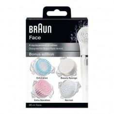 Rezerva perii epilator Braun SE80-M Bonus Edition 4 perii diferite