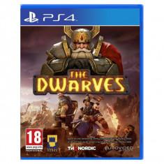 Joc consola Nordic Games Publishing AB THE DWARVES pentru PS4 - Jocuri PS4
