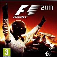 Joc consola Codemasters F1 2011 PS3 - Jocuri PS3 Codemasters, Curse auto-moto, 3+