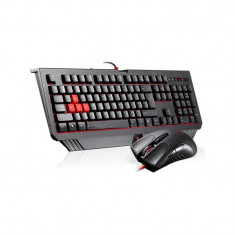 Kit tastatura si mouse A4Tech B1500 Black