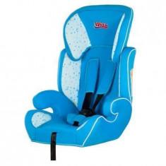 Scaun auto copil VANORA VNCS-EF BLU 9 - 36 kg albastru - Scaun auto copii, 1-2-3 (9-36 kg)