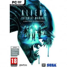 Joc PC Sega Aliens Colonial Marines Limited Edition - Jocuri PC