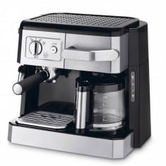 Espressor cafea Delonghi BCO 420.1 1750W 1.2 litri apa Negru/Argintiu