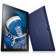 Tableta Lenovo Tab 2 A10-30 10.1 inch HD Qualcomm 1.3 GHz Quad Core 2GB RAM 16GB flash WiFi Android 5.1 Blue