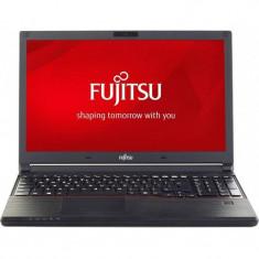 Laptop Fujitsu Lifebook E556 15.6 inch Intel i5-6200U 8GB DDR4 SSD256 Black - Laptop Fujitsu-Siemens, Intel Core i5, 4 GB, 250 GB