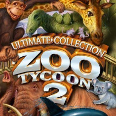 Joc PC Microsoft PC Zoo Tycoon 2Ultimate Collection - Jocuri PC Microsoft Game Studios, Simulatoare, Toate varstele, Single player