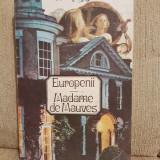 EUROPENII/MADAME DE MAUVES-HENRY JAMES - Roman
